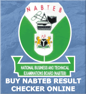 Buy NABTEB Scratch Card online
