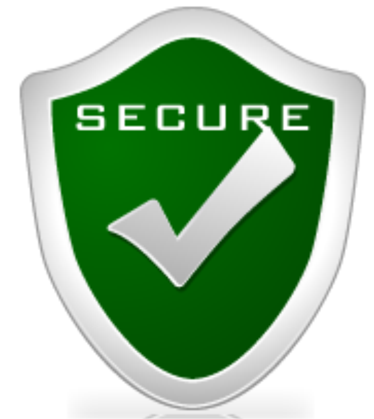 you are secure and quality service is guarantee